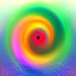kleuren spiraal